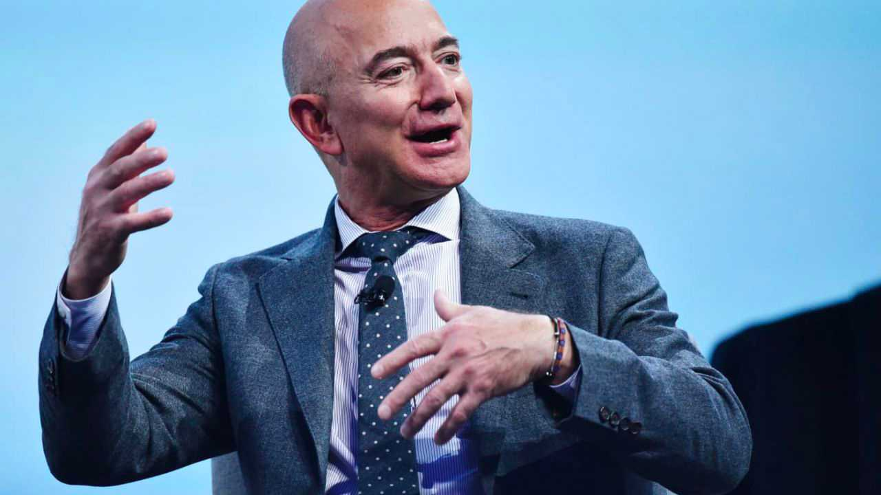 Amazon: Jeff Bezos will no longer be CEO