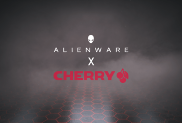 Alienware: first gaming notebook with Cherry MX presented
