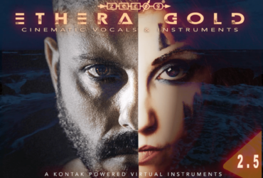 Ethera Gold 2.5 + CyberWorld review for Kontakt, but what a library!