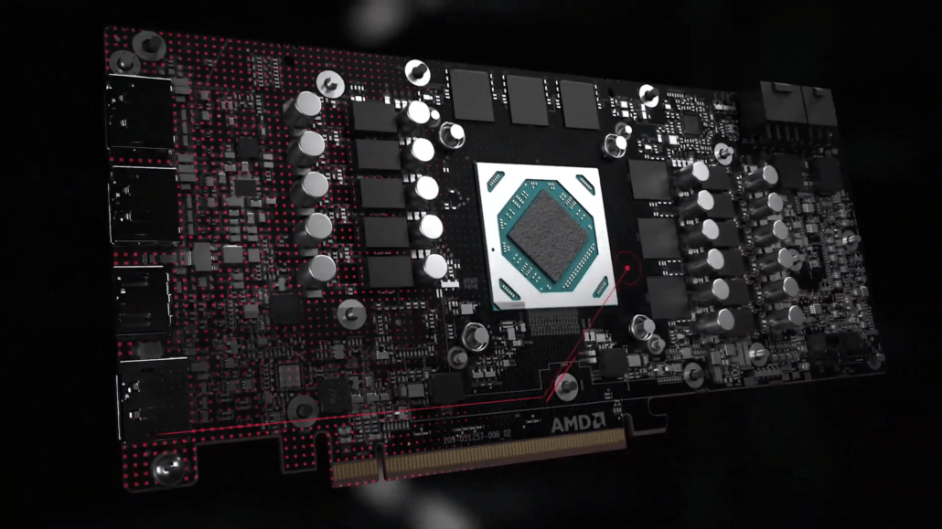 AMD RX 6500: Expected specifications of the Navi 23 GPU