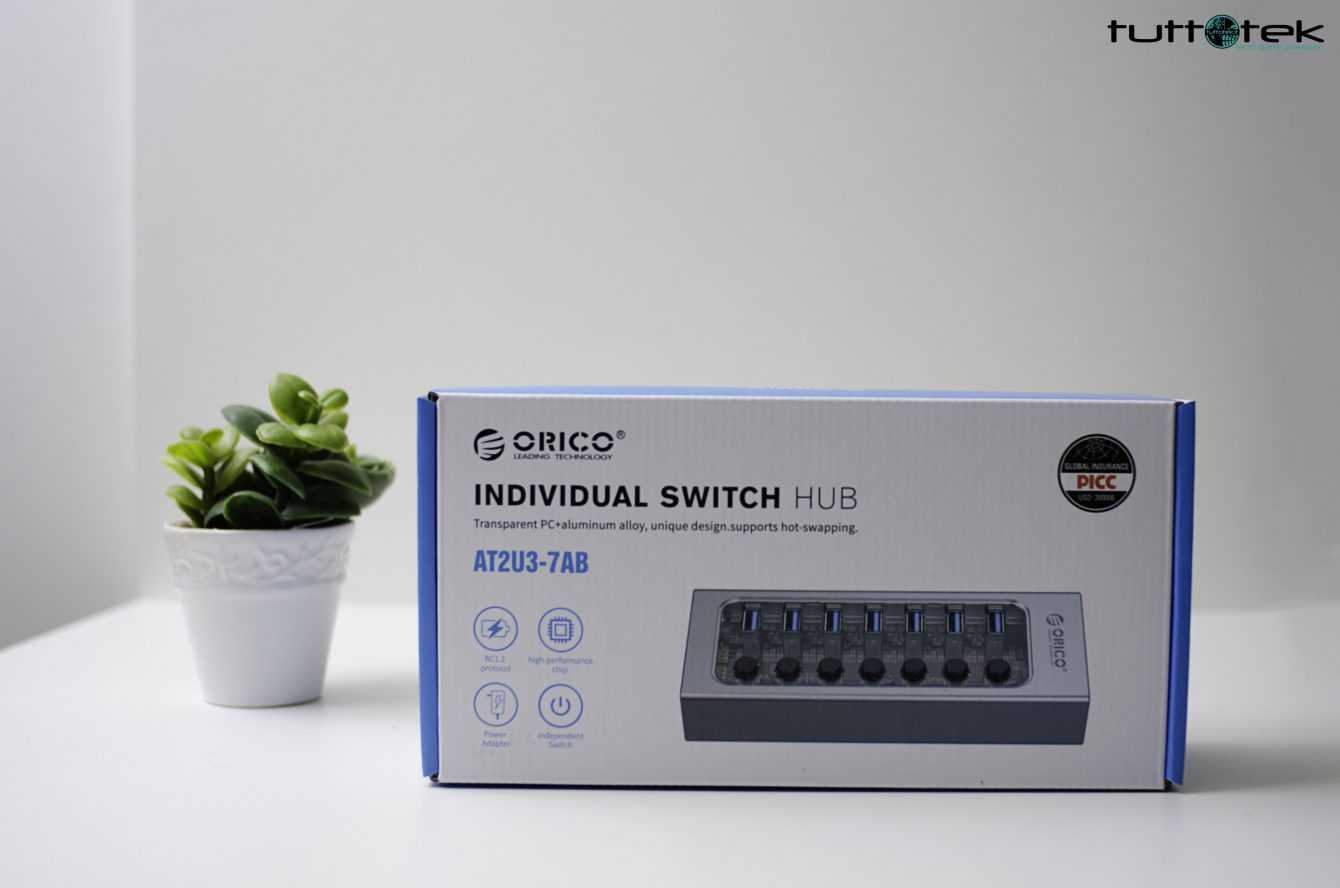 ORICO USB Hub Review: The heyday of USB connectivity