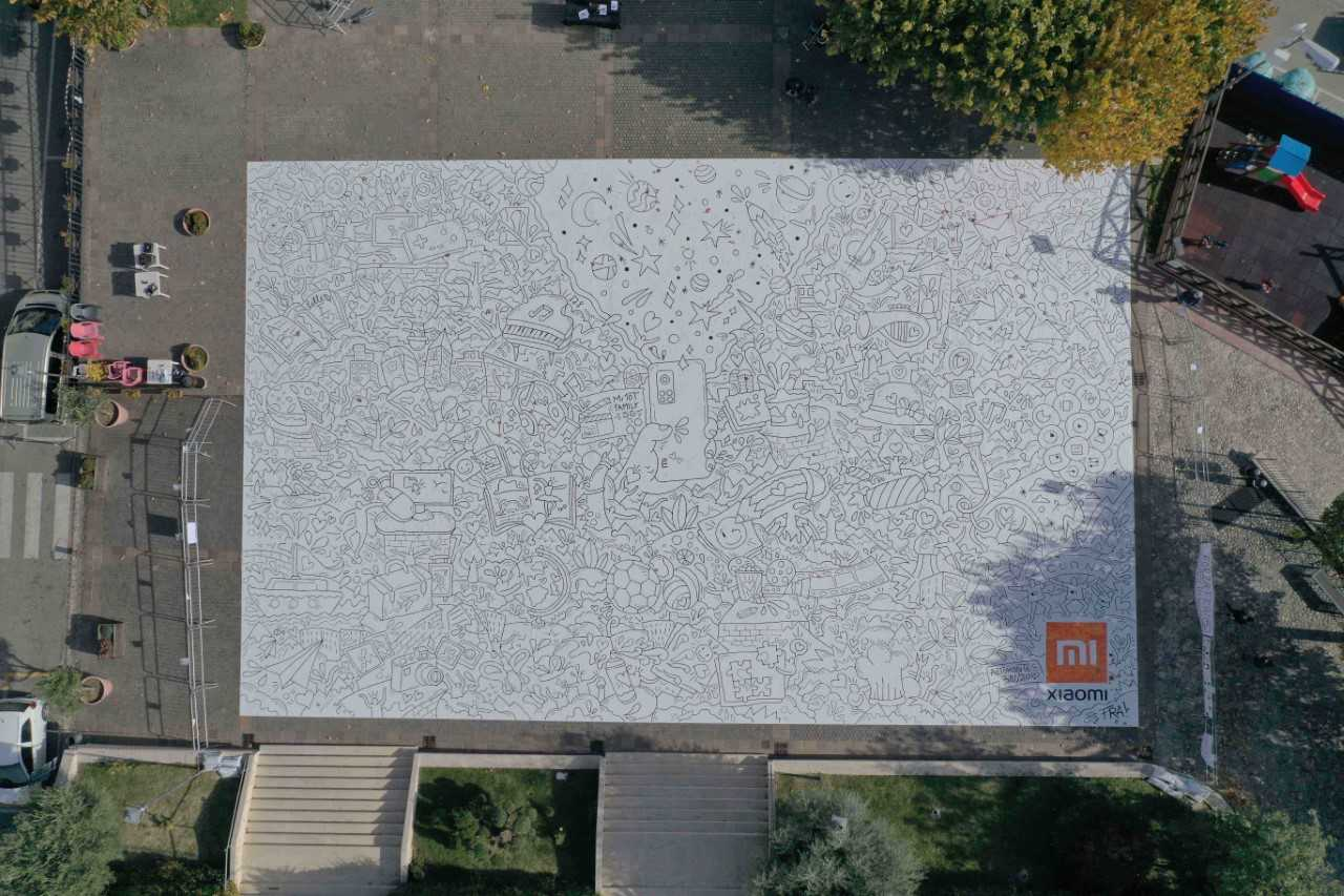 Xiaomi and FRA!  enter the Guinness World Records