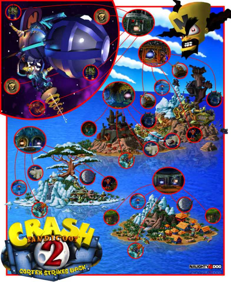 Crash Bandicoot: retrospective and curiosity about the original trilogy