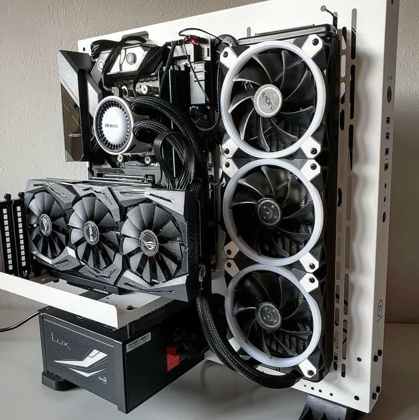 How to set up a gaming PC