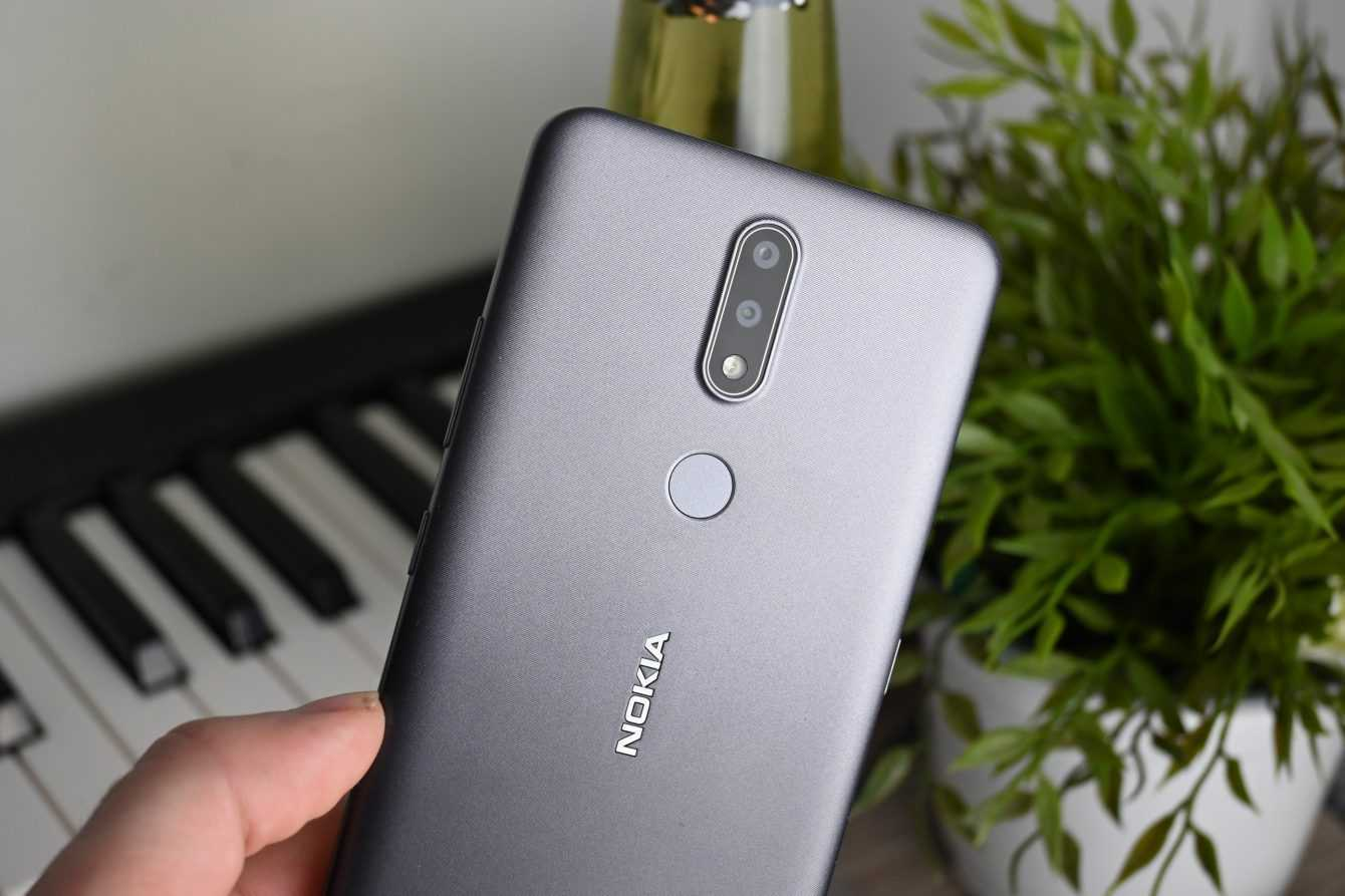 Nokia 2.4 review: a little Nokia smartphone