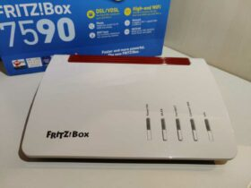 Fritz! Box 7590 review: not just a router