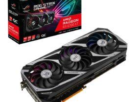 ASUS announces AMD Radeon RX 6700 XT graphics cards