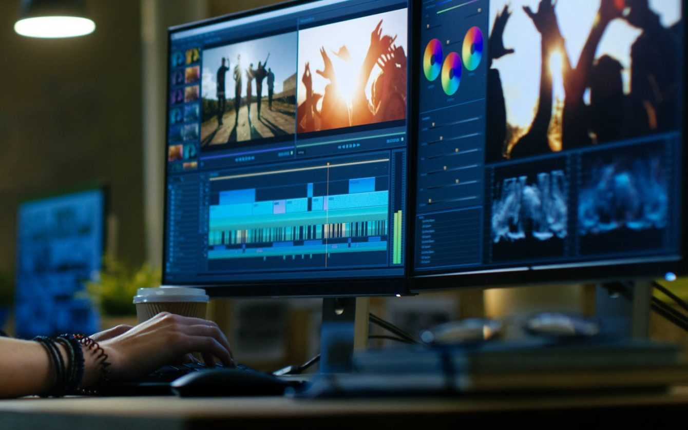 Best Free Video Editing Programs |  March 2021