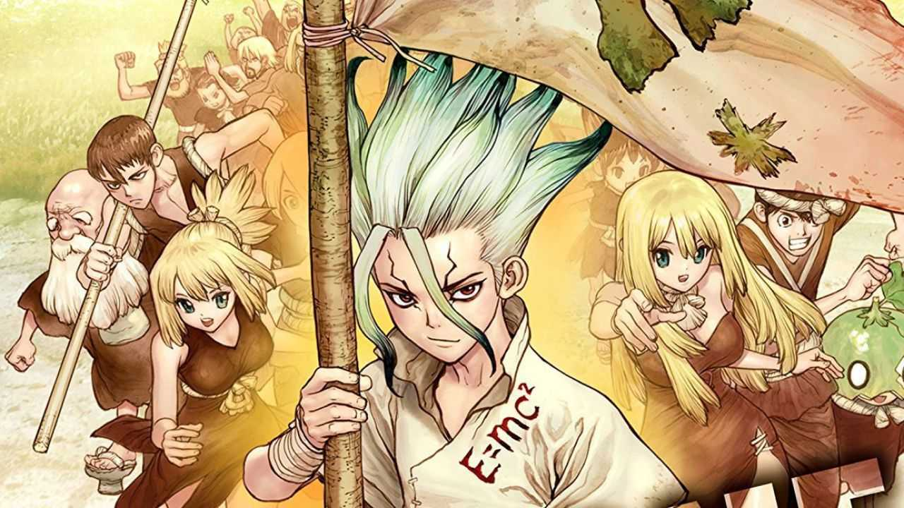 Dr. STONE, tragedy for three friends of Senku |  Jump Highlights