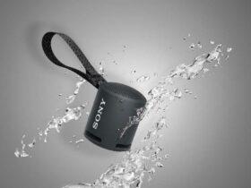 Sony: etc the new wireless speaker SRS-XB13