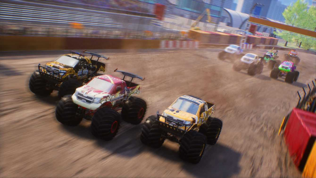Monster Truck Championship review: ready to eat the dust?