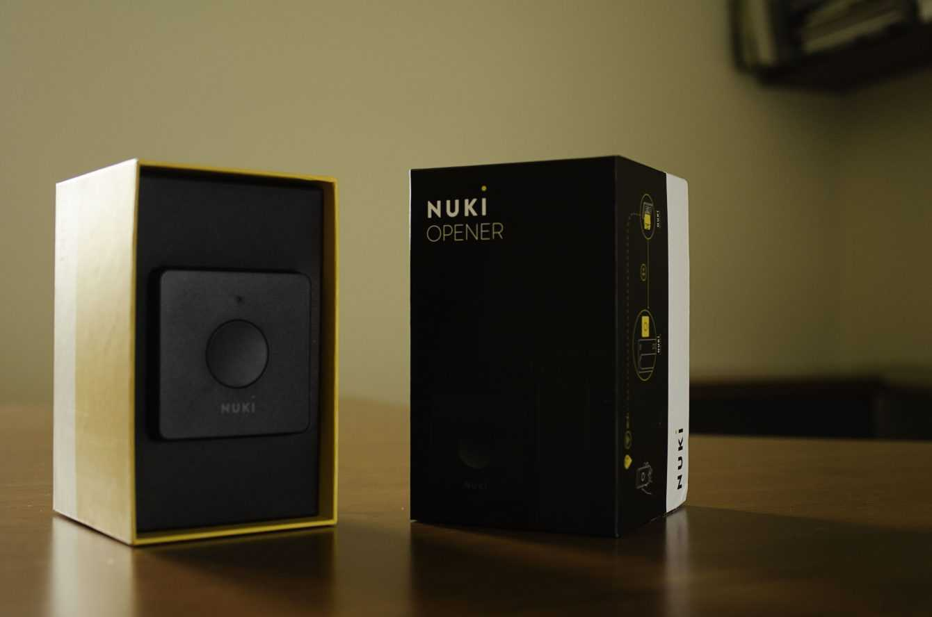 Nuki Opener review: no more missed deliveries?