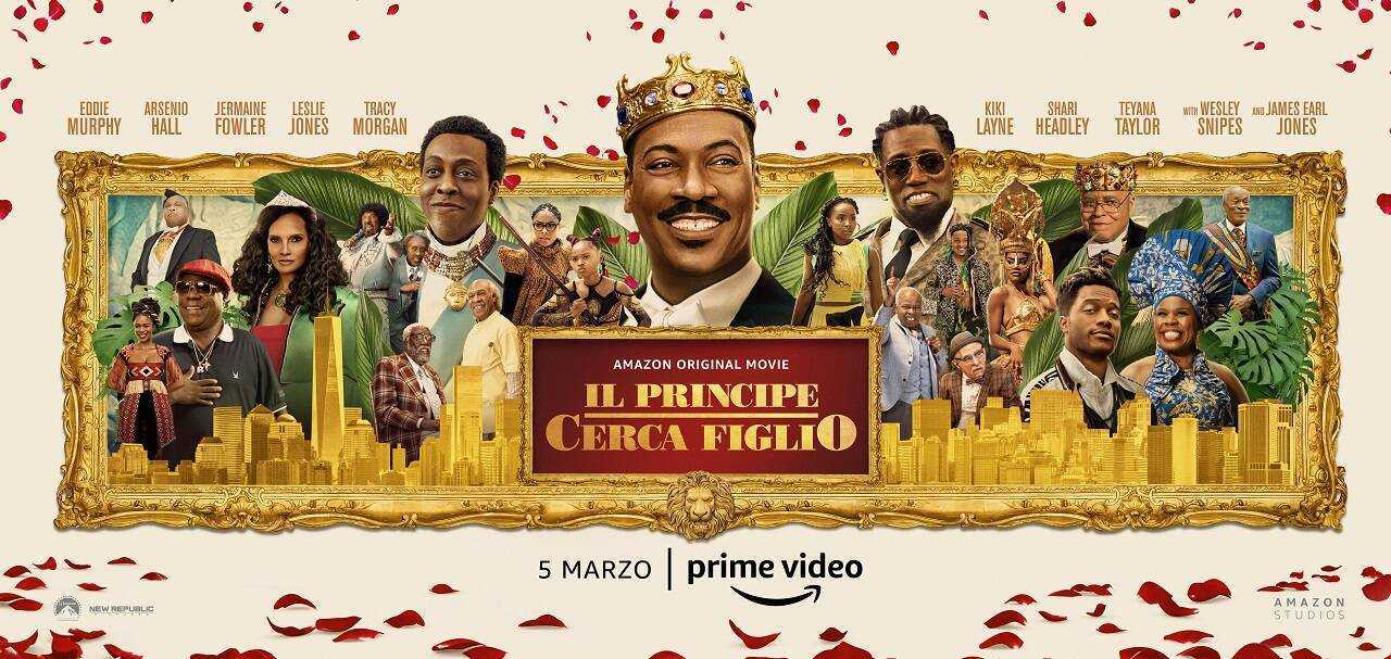Review The prince seeks a son, late remake