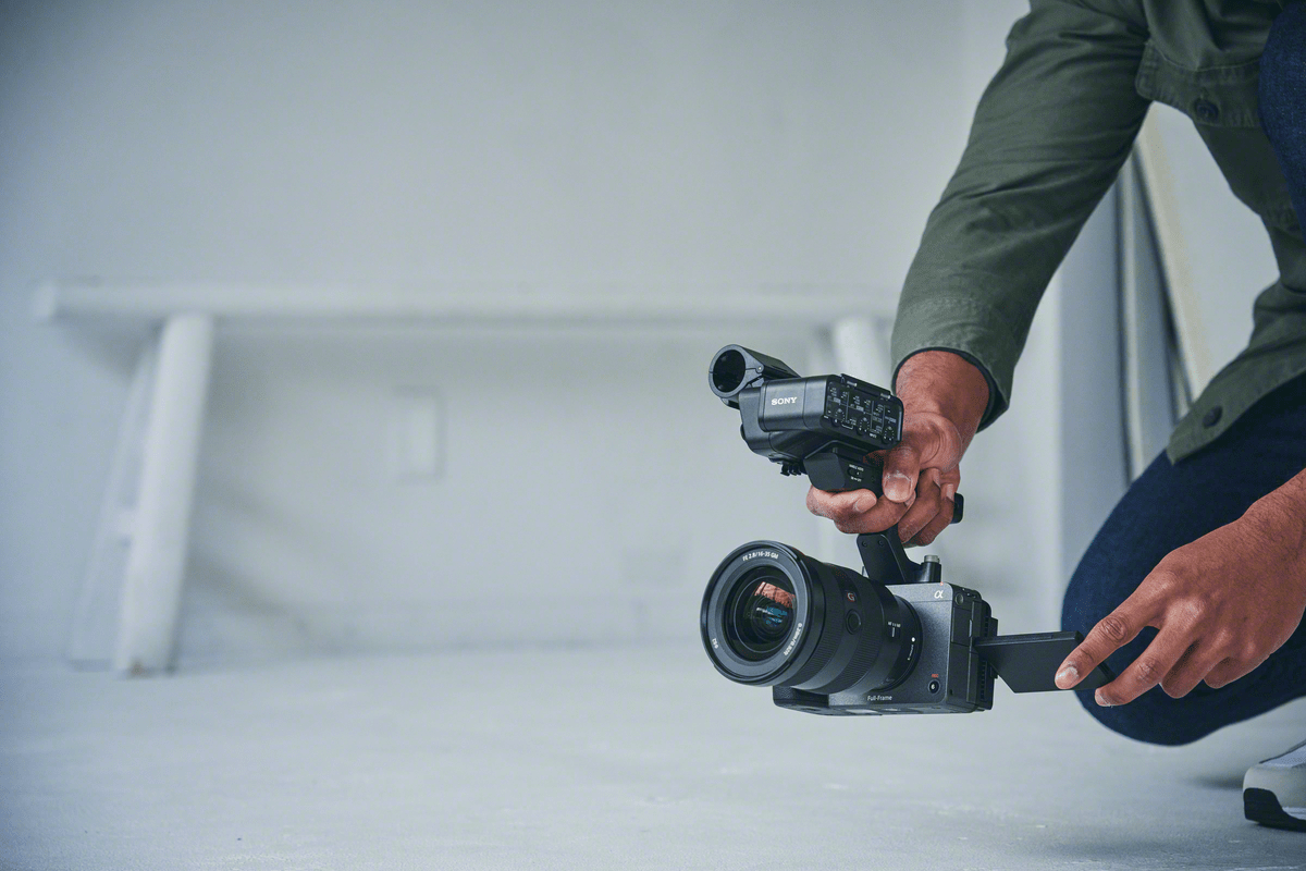 Sony FX3: the first pocket professional camcorder