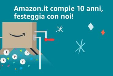 Amazon turns 10 and launches a contest of up to 10,000 euros
