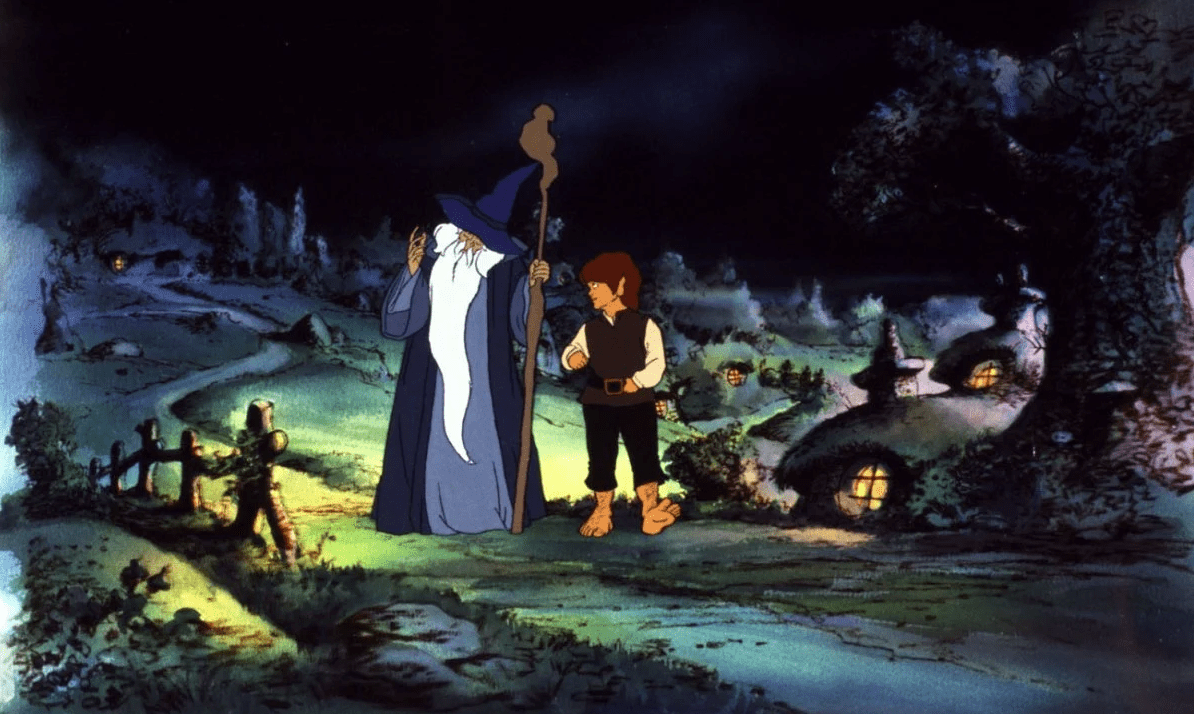 The Lord of the Rings (animated) review |  The must-sees of animation