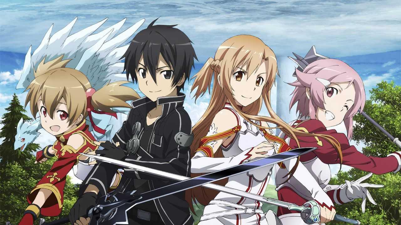 Sword Art Online, by Reki Kawahara |  Souls and ink