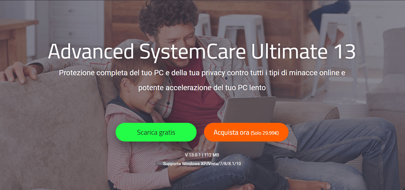 Advanced SystemCare Ultimate 13 review