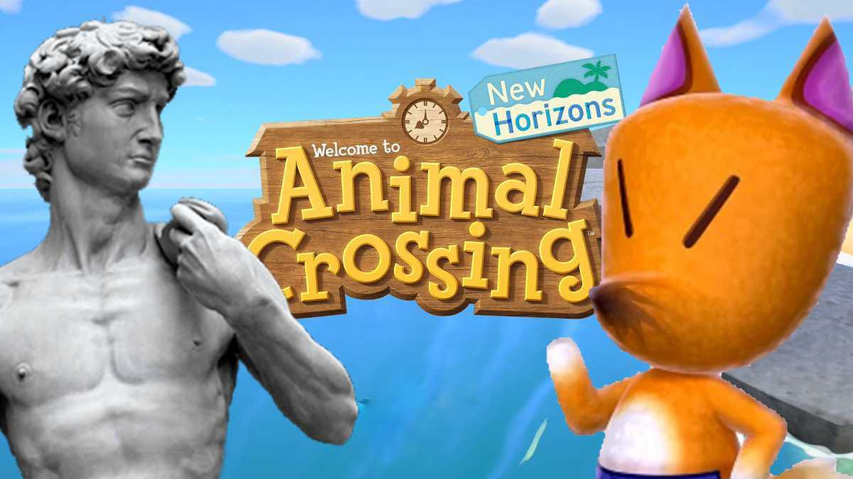 Animal Crossing: New Horizons, Lodovica Comello is the new testimonial