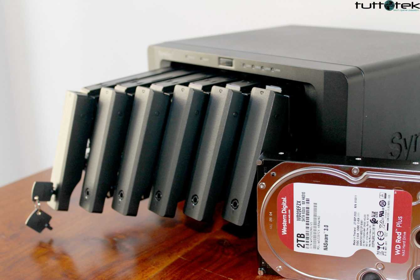 Synology NAS DS1621 + review: a productivity boost!