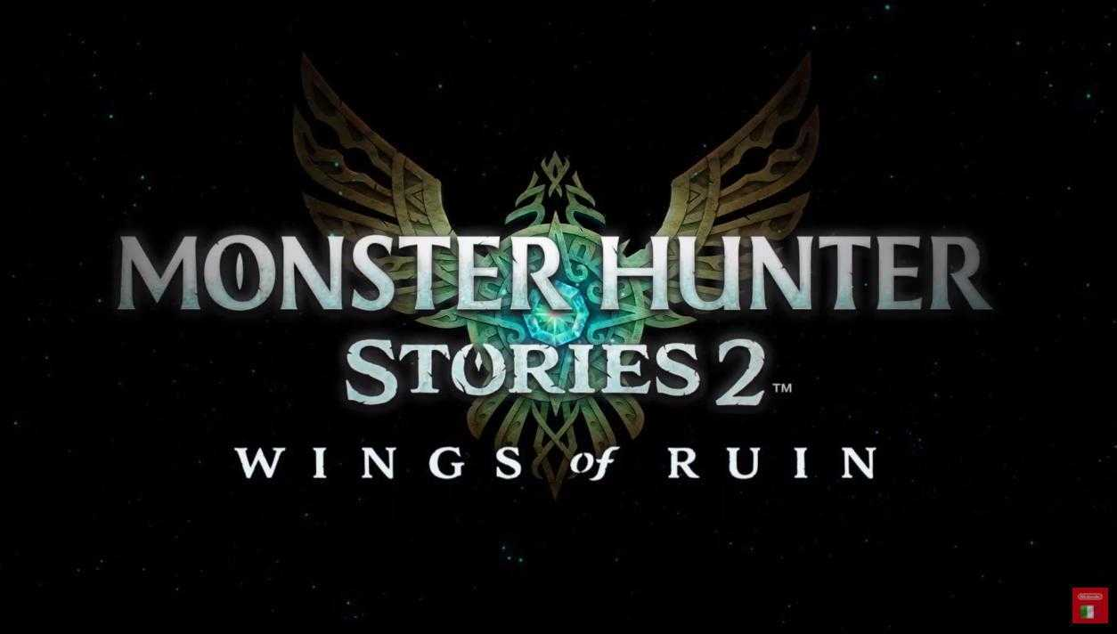 Monster Hunter Stories 2: Wings of Ruin, weight revealed on Switch!