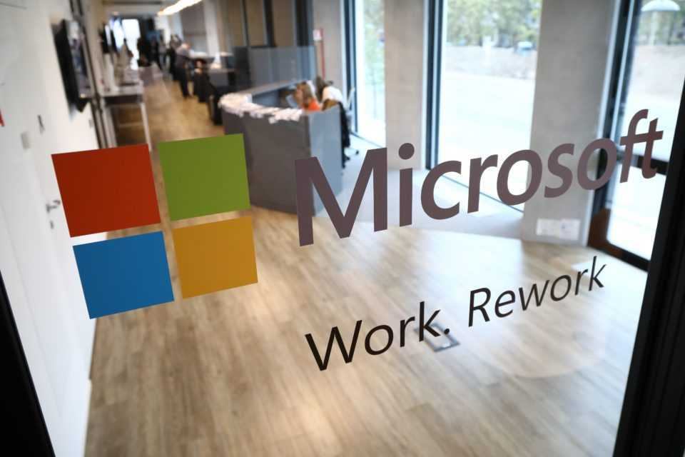 Microsoft Work.Reworked: reviewing the way you work