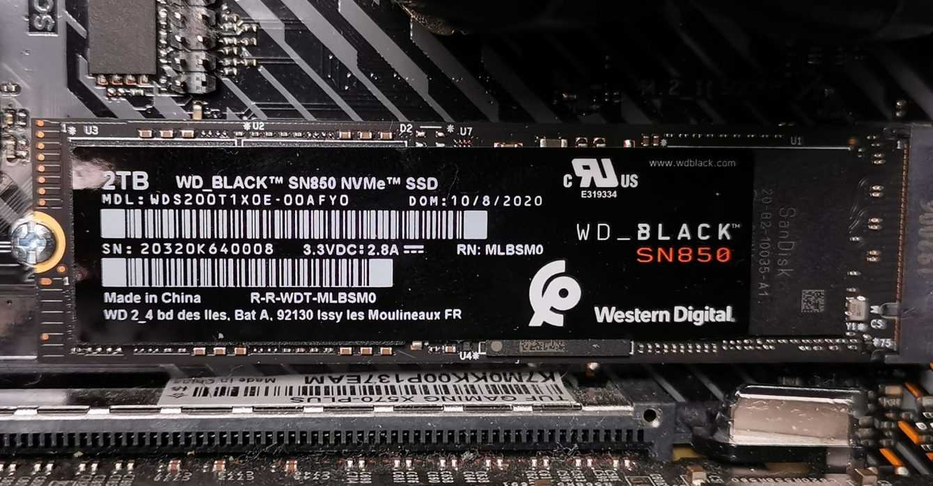 WD BLACK SN850 review: the SSD sprinter