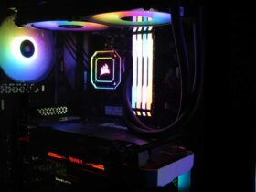 Corsair H100i Elite Capellix: CPU cool?  |  Review