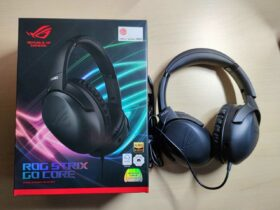 Asus Strix Go Core review: gaming headphones with great potential