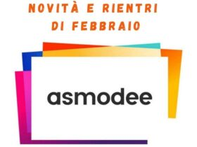 Asmodee news: a February full of games