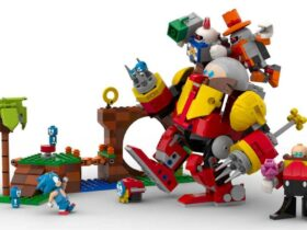 Sonic: The LEGO set has been approved