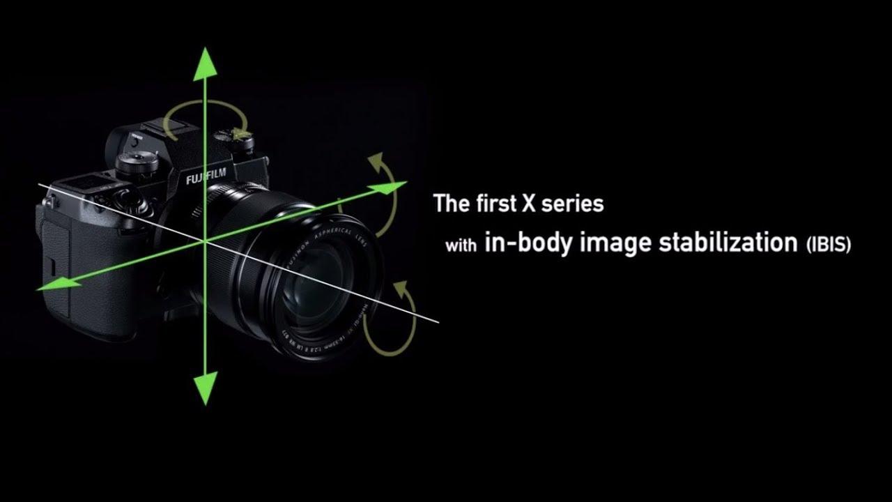 Fujifilm X-H1 review: the top of aps-Cs