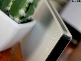 Toshiba Canvio Slim review: light and minimal