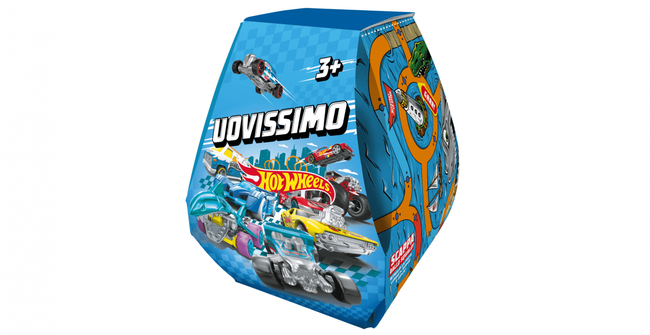 Uovissimo by Mattel: here are all the contents!