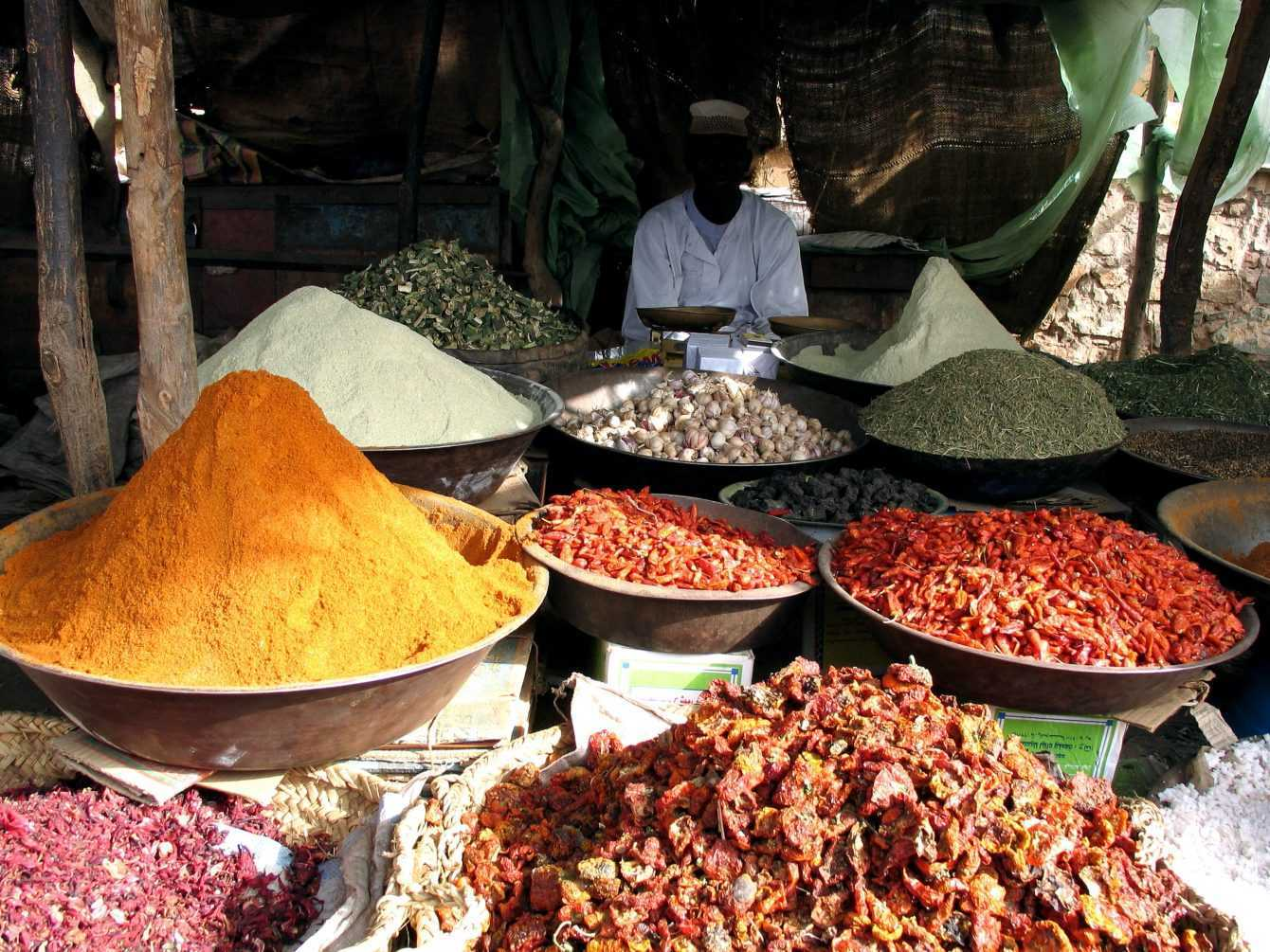 Spices: an ancient trade discovered from archeology