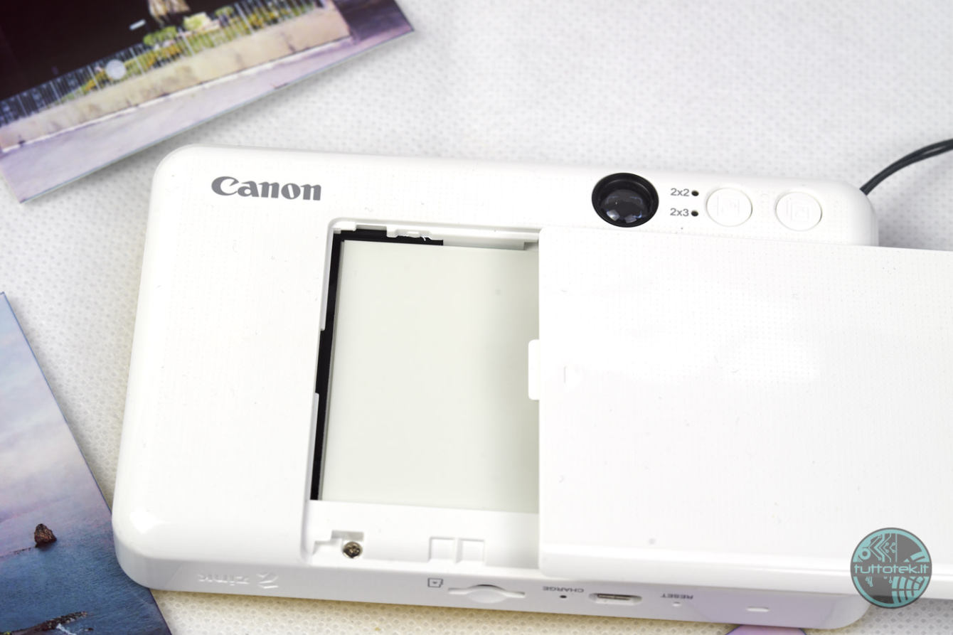 Canon Zoemini C review: the instant entry level