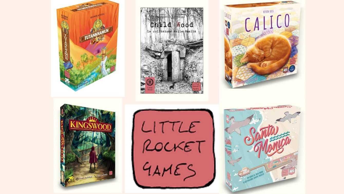 Little Rocket Games news: first quarter 2021 releases