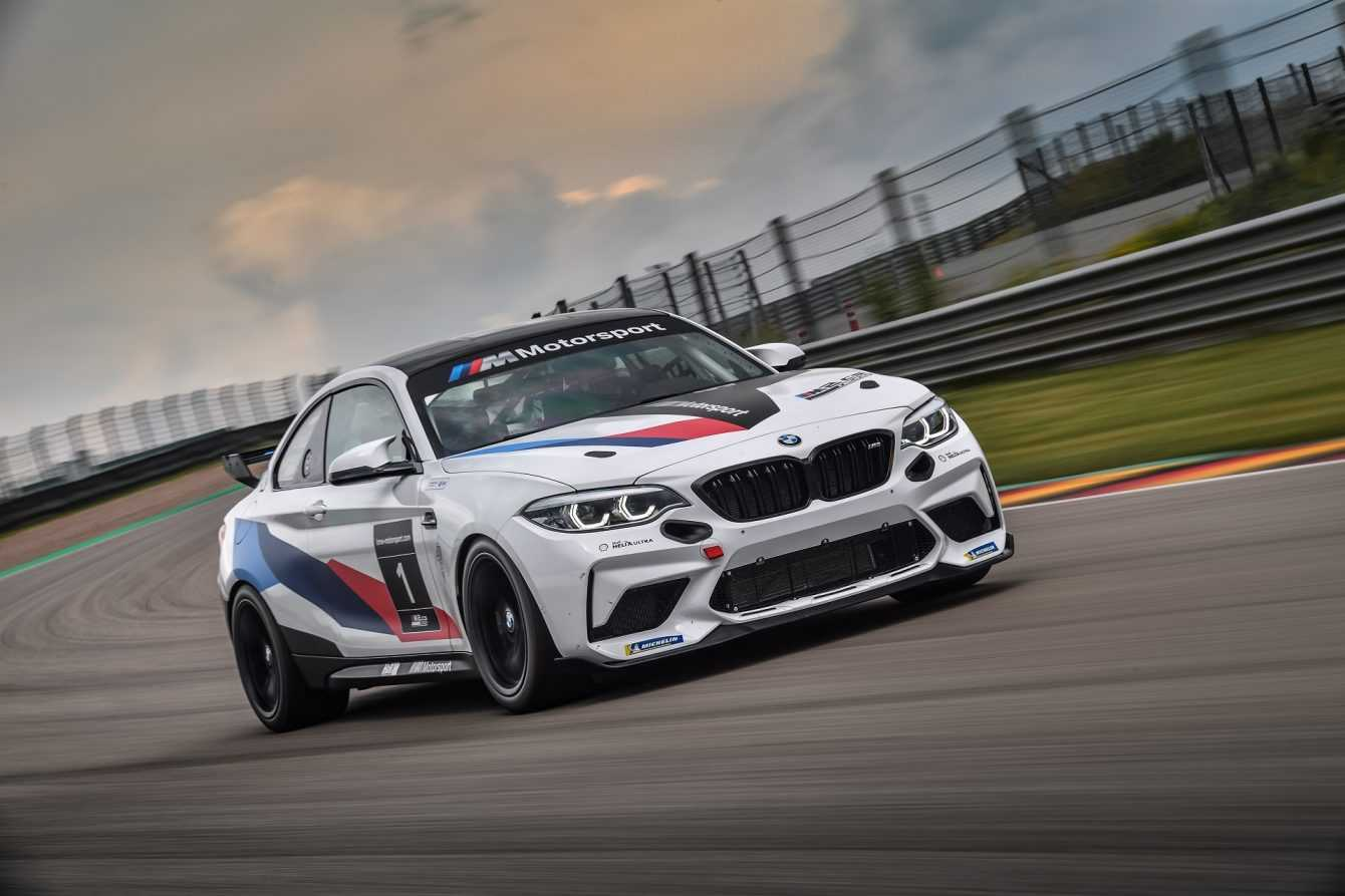 The first BMW M2 CS Racing Cup Italy championship is ready to go