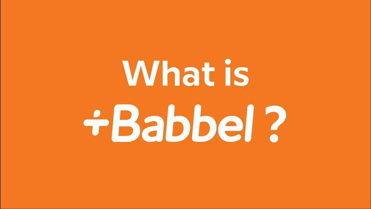 Babbel: how to learn languages quickly