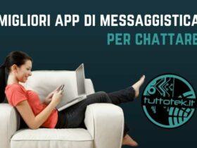 Migliori app per chattare