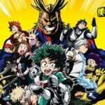 My Hero Academia, by Kōhei Horikoshi |  Souls and ink