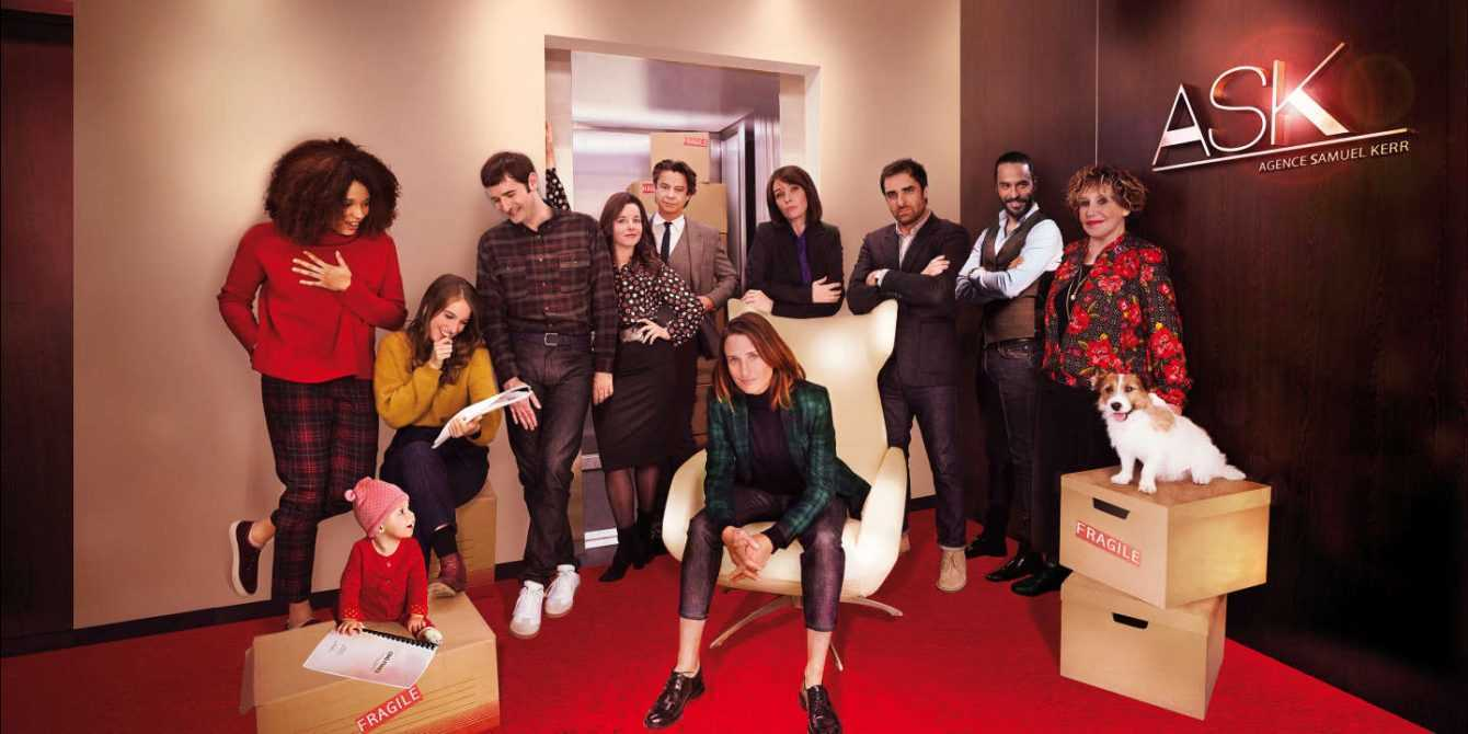 Review Call my agent!  4: an unmissable TV series