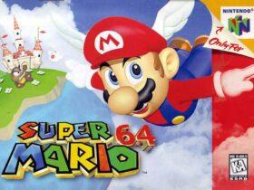 "Retrogaming: Super Mario 64, ""It's – A Me, Mario""!"