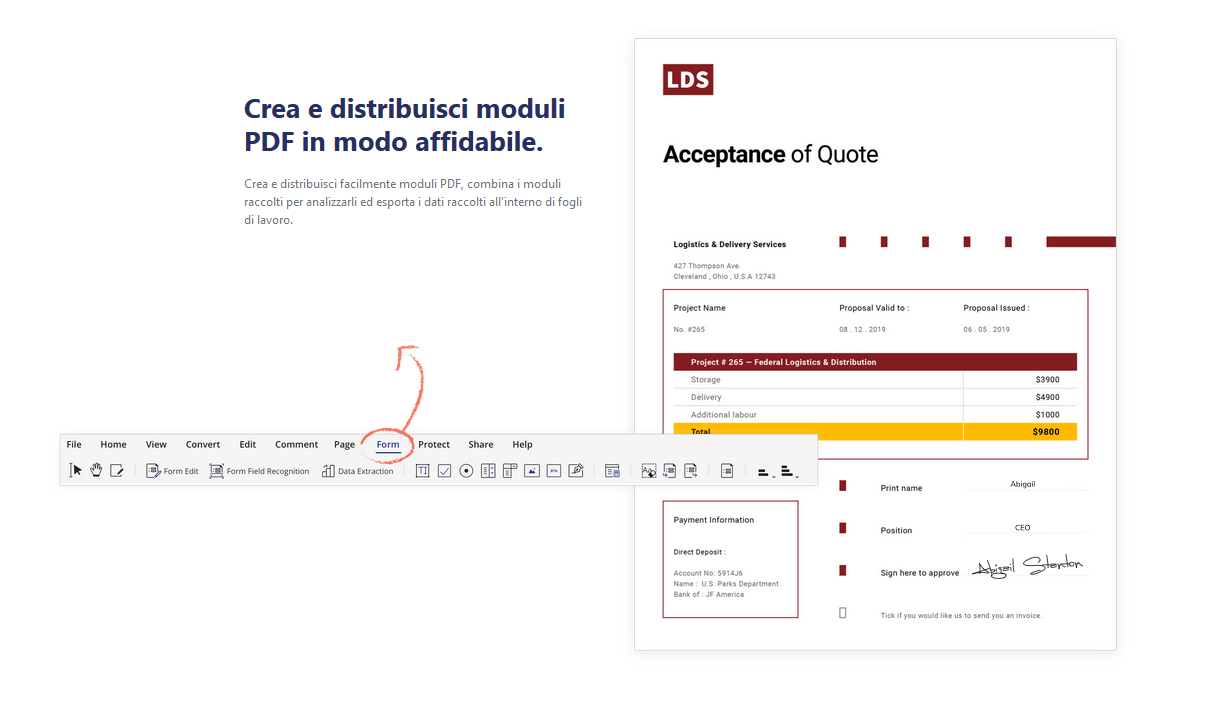 PDFelement: Create and edit PDFs like with Adobe Acrobat DC