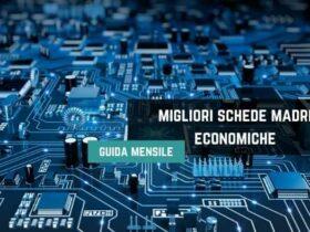 Migliori schede madri economiche sotto 300 euro