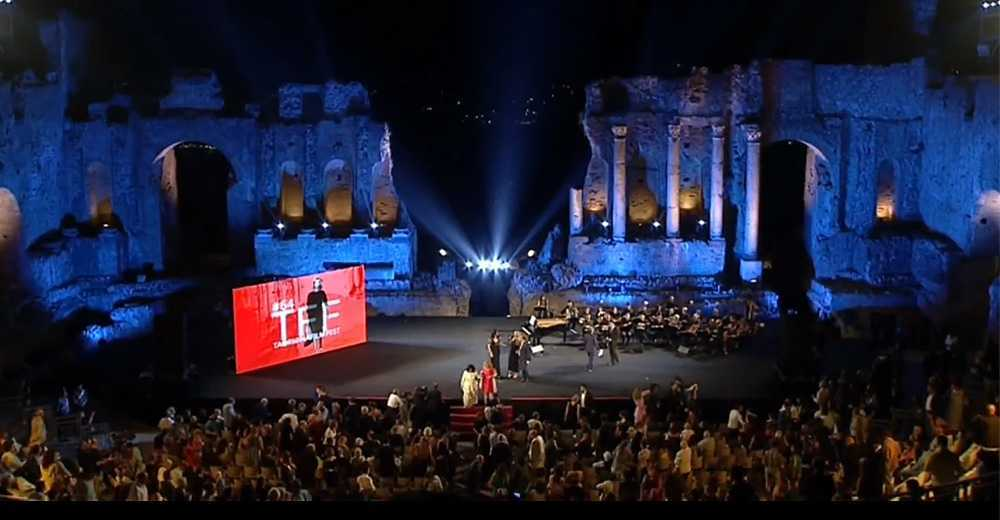 Taormina Film Fest and Anec together to start again