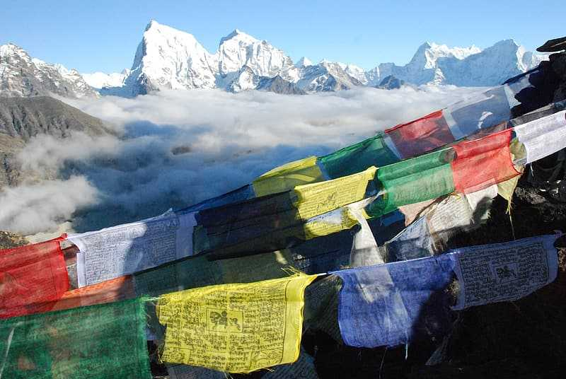 Microplastic: found right on the top of Everest