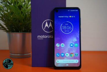 Motorola One Vision review: 21: 9 and hole for the mid-range