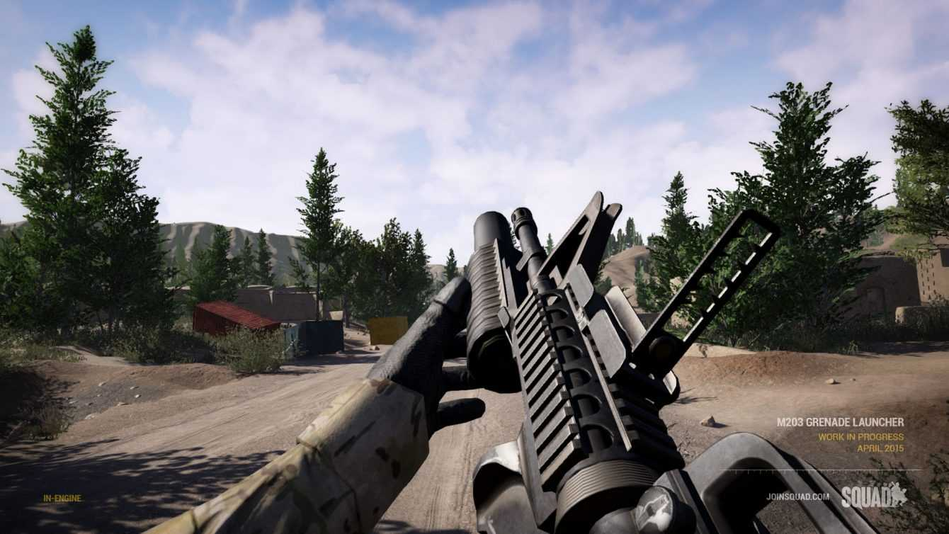 Squad preview: the right cross between arcade and realism