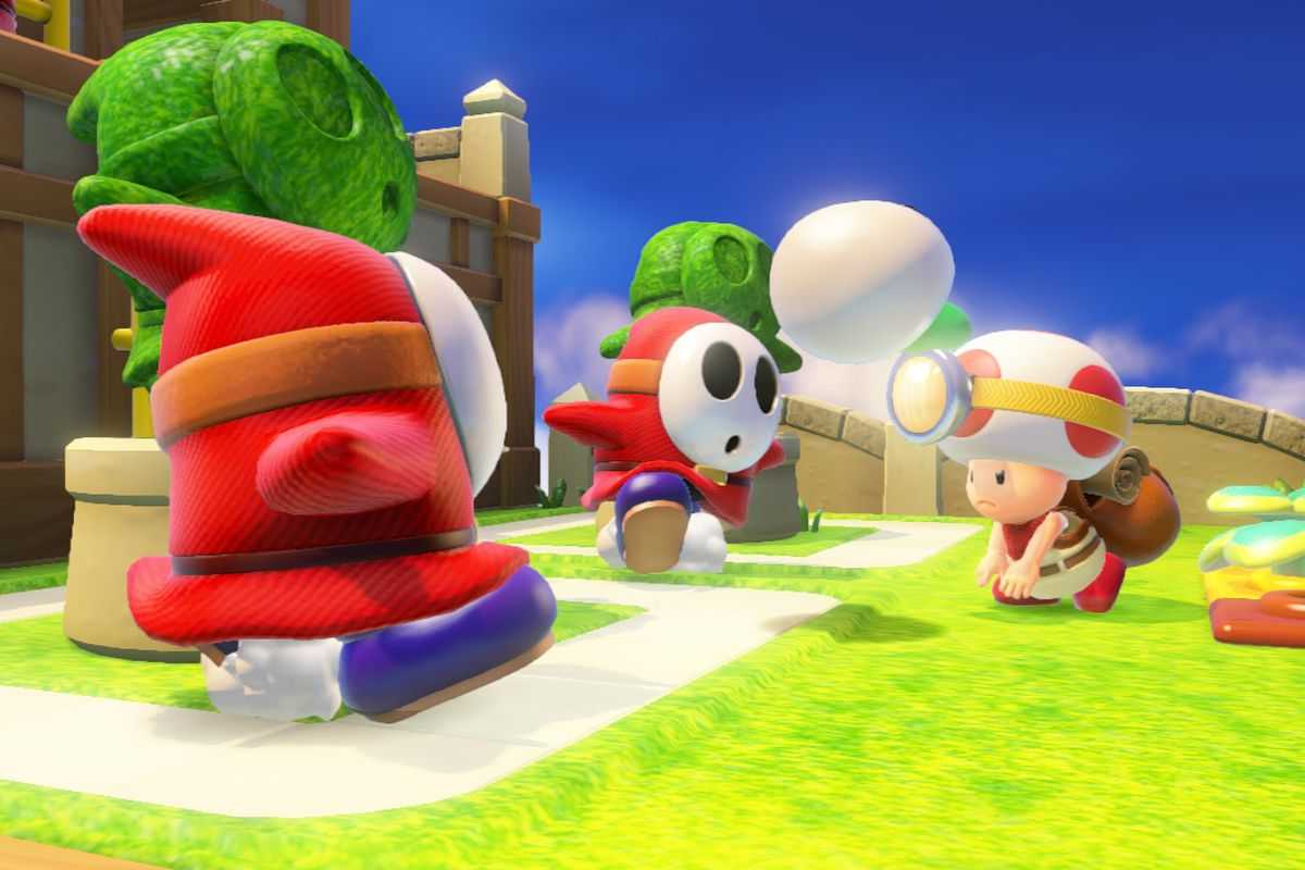 Super Mario 3D World + Bowser's Fury review: the joy of gaming